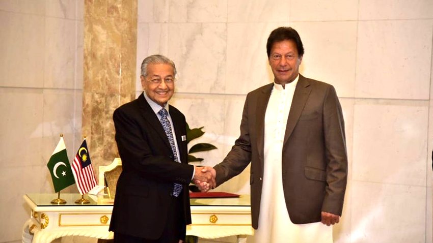 Pakistan and Malaysia agree to build strong economic partnership